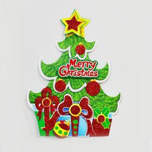 Christmas Tree Hanging Paper Decoration