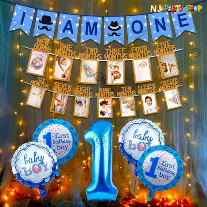 30 Unique & Cute 1st Birthday Decoration Items in 2021
