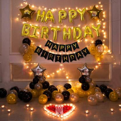 20 Best Selling Birthday Decoration Combos in 2021